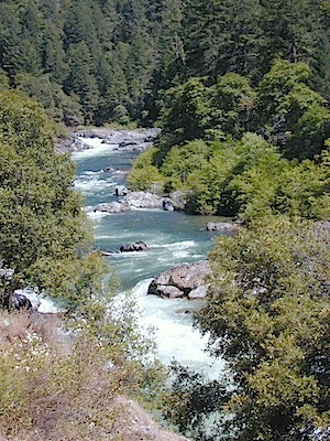 Yuba River Downieville