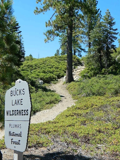 bucks trailhead