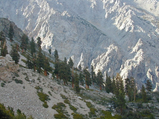 High Sierra Trail