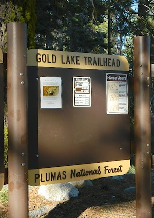 gold lake trailhead