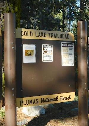 gold lake trailhead