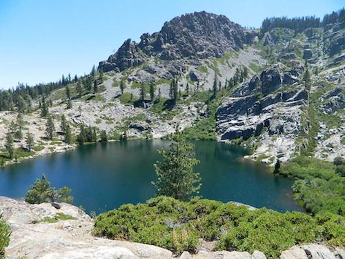 mini gold lake