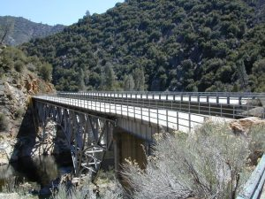 johnsondale bridge @ KERN