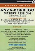Wilderness Anza Borrego Map