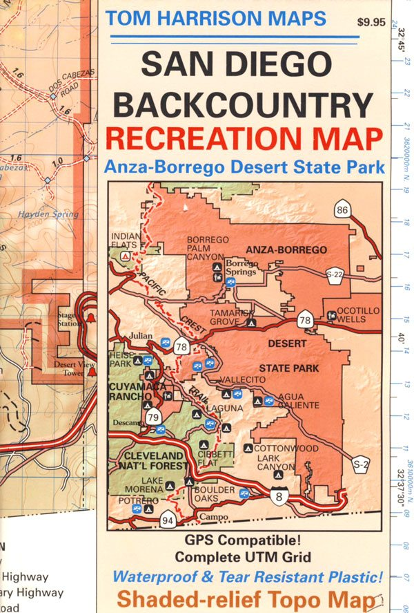 Tom Harrison Anza MAP