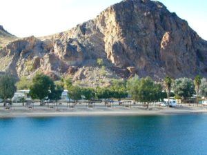 Colorado River RVing