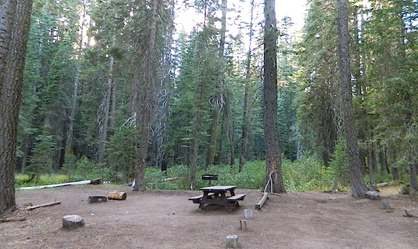 Sierra Nevada Campground