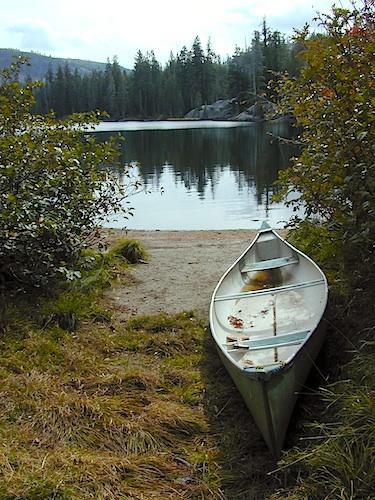 Canoe Lakes