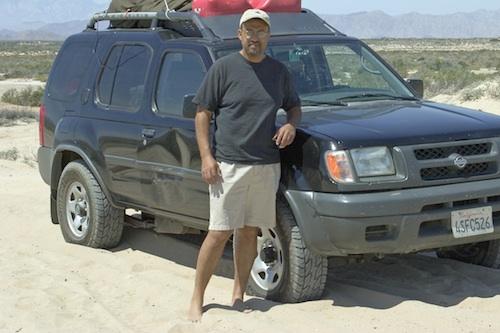 Xterra Ken in Baja 2005