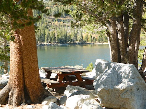Rock Creek Campground – Total Escape