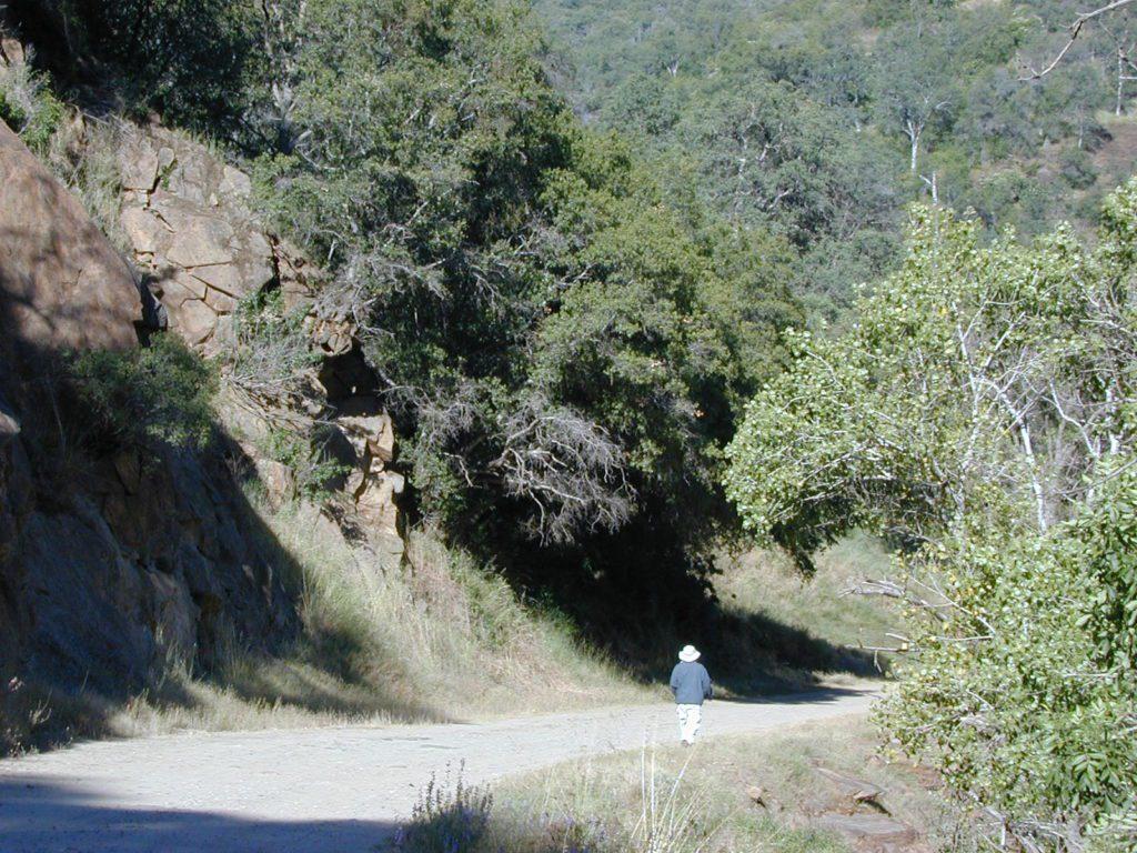 sierra hiker