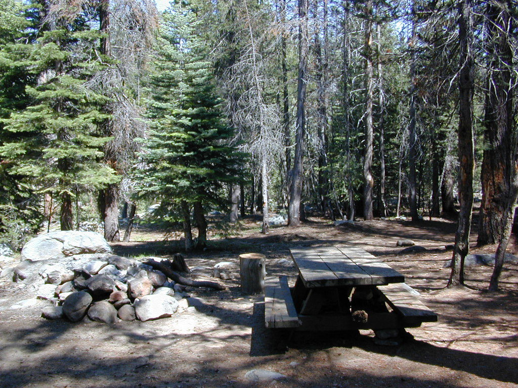 Granite Creek Camp