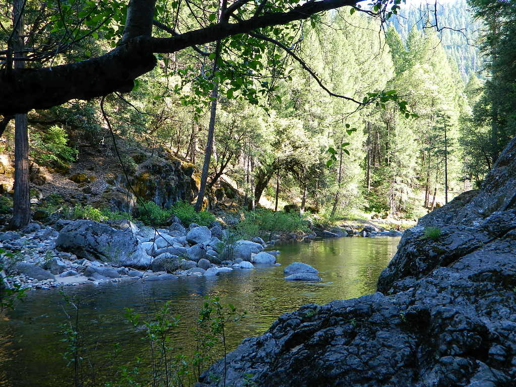 Mokelumne River Campground