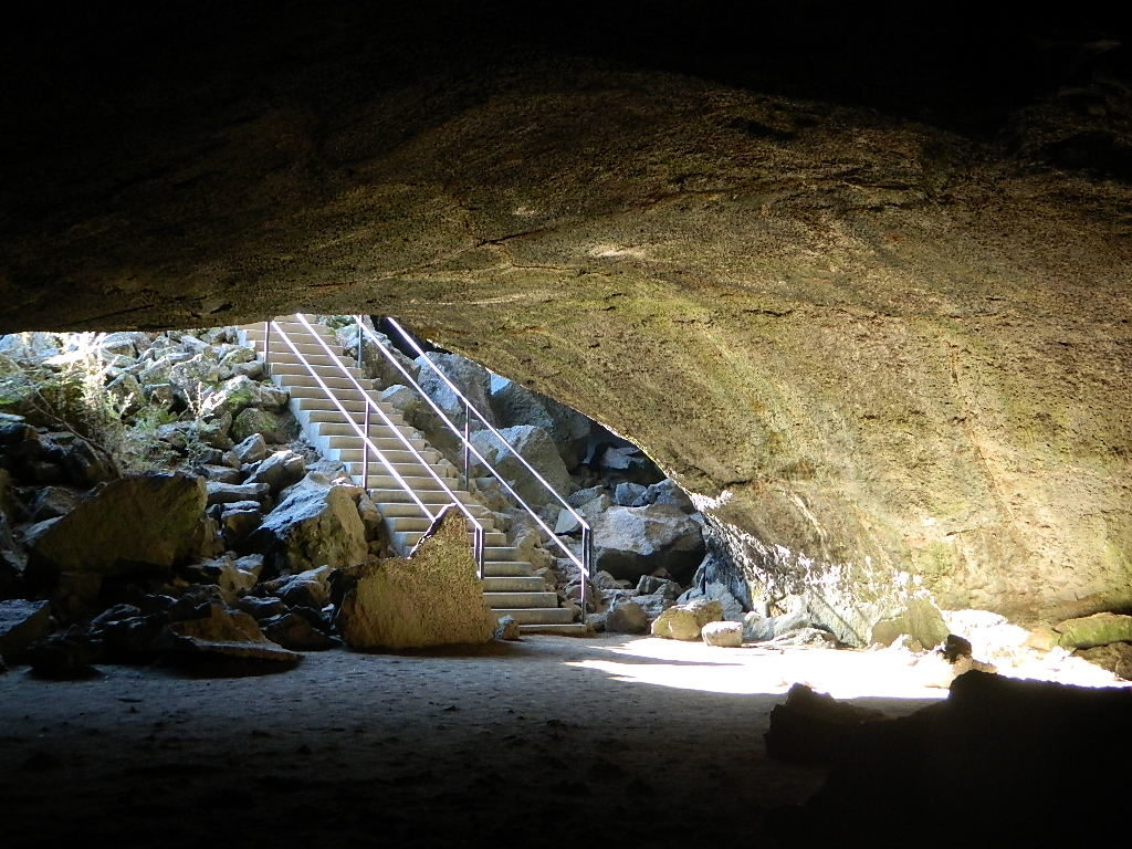Subway Cave California