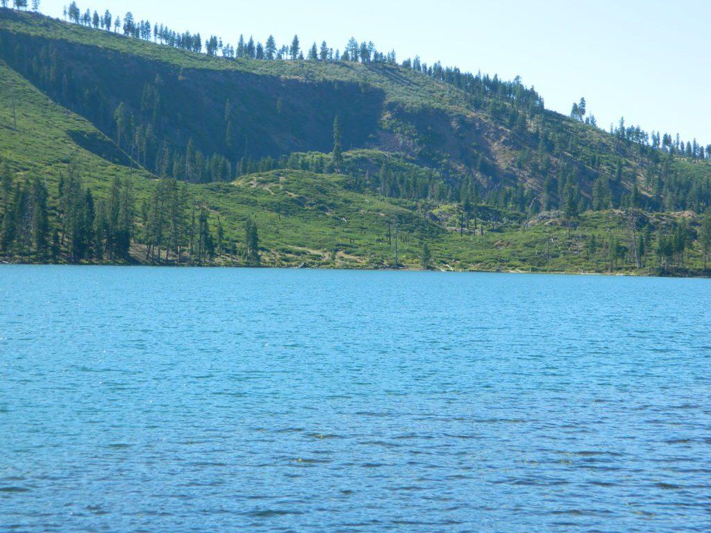 Modoc Blue Lake